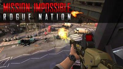 Mission Impossible Rogue Nation 1.0.2 Mod Apk + Data (Mega Mod)