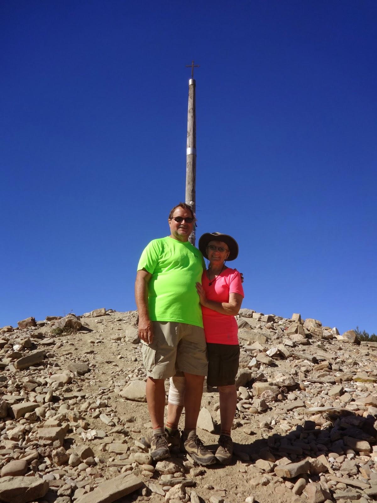 Dale and arlene's el camino de santiago de compostela
