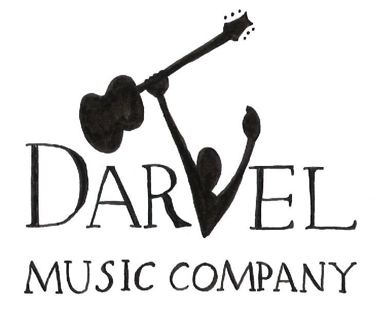 darvel music company logo
