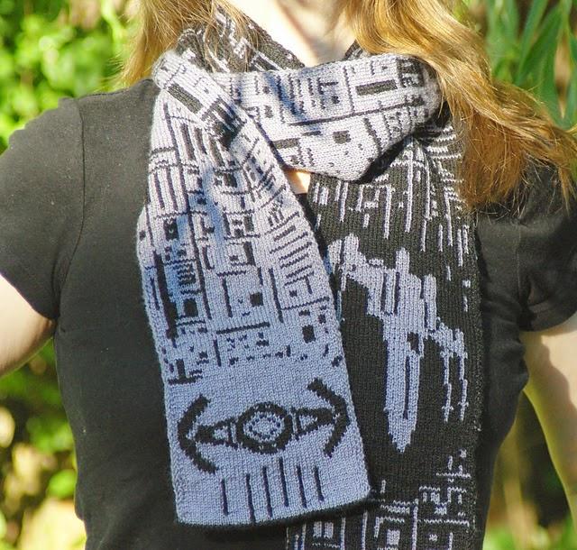 Nerd Fashion - Nerdy Knitting Patterns explodedsoda