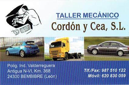 CORDON Y CEA