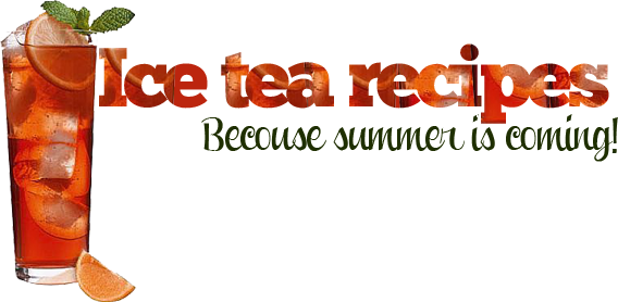 Ice Tea Recipes