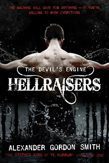 http://www.amazon.com/Devils-Engine-Alexander-Gordon-Smith/dp/0374301697/