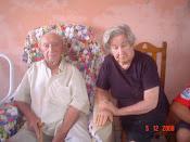 Meus pais, Pedro e Alzira