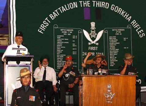 3rd Gorkha Regiment celebrates bicentenary at Sevoke