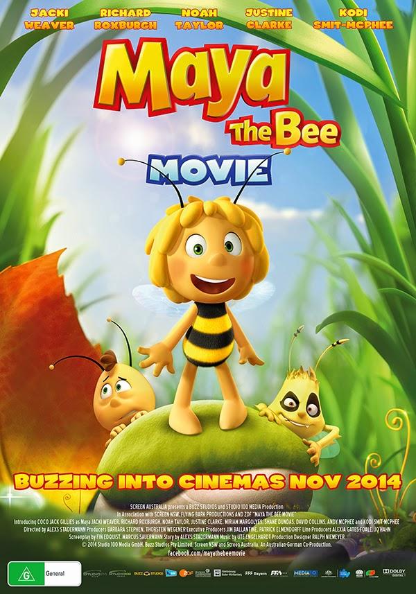 Cuộc Phiêu Lưu Của Chú Ong Maya - Maya the Bee Movie