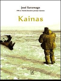 """Šiuo metu skaitau: Jose Saramago """"Kainas"""""""
