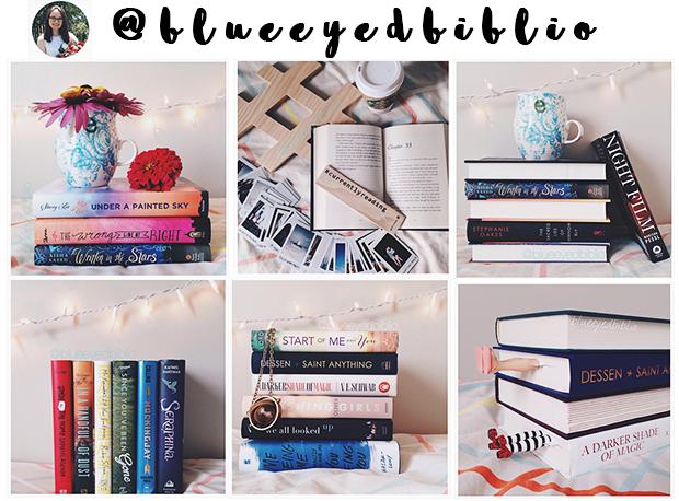 #bookstagramers, @blueeyedbiblio