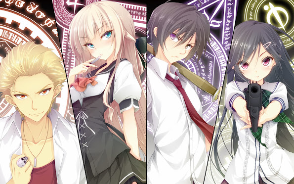 Magical Warfare Anime 4c