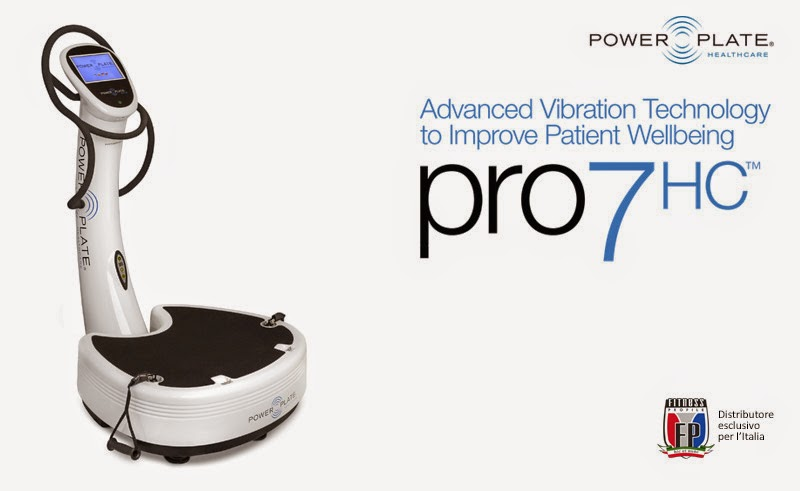PowerPlate®: Linea HC medicale e BioDensity