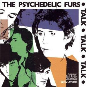 Psychedelic Furs Talk Talk Talk CD cover