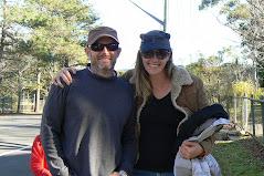 Steve and Fiona