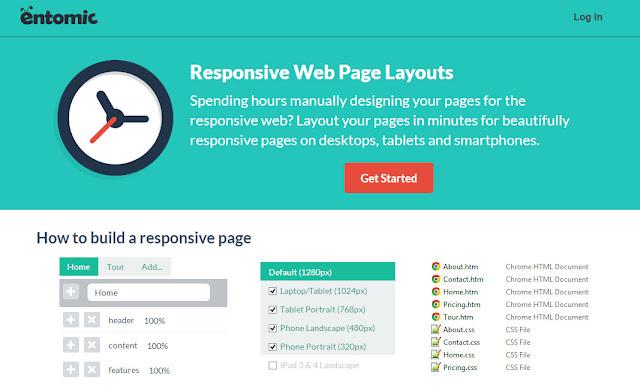 Responsive Web CSS