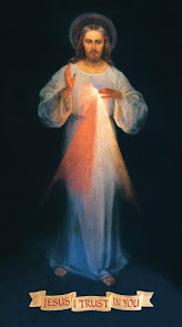 Divine Mercy Sunday - April 27