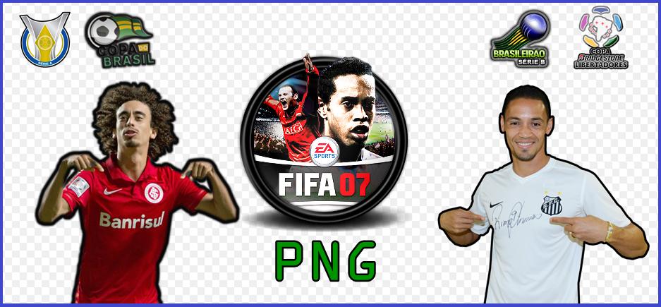 FIFA 07 LOGOS