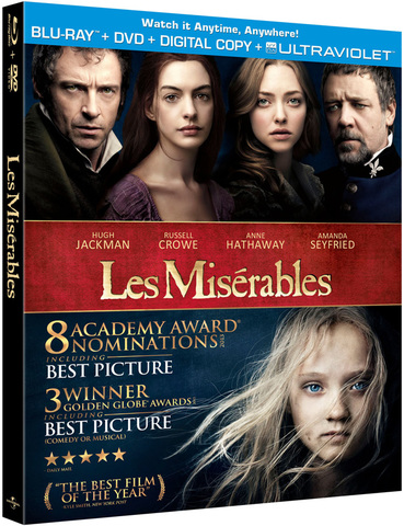 Les Misérables (2012) Movie Download