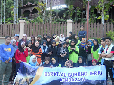 Hiking @ Gunung Jerai