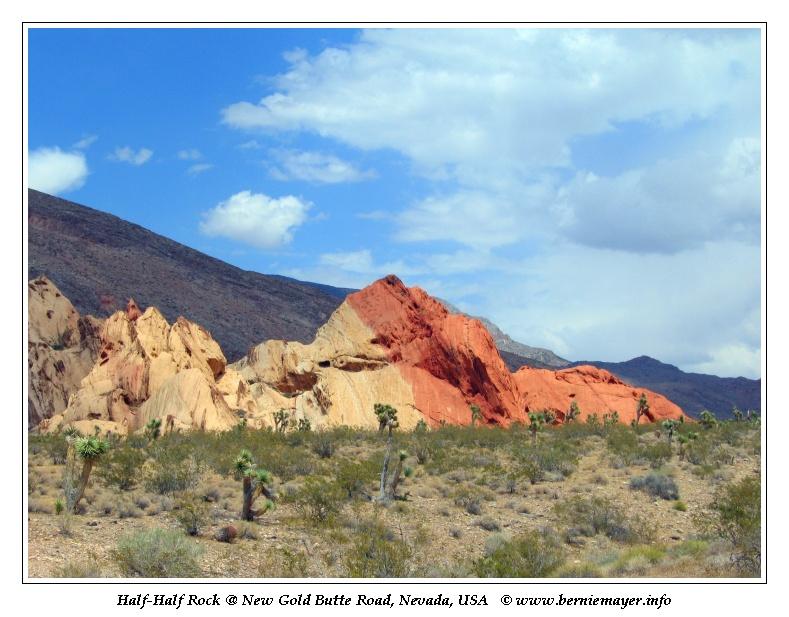 Half/Half Rock