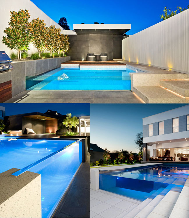 Swimming Pools Amazing Pool Landscape Swimming Pool Design