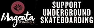 magenta skateboards ©