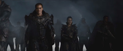 Michael Shannon General Zod Man of Steel Henry Cavill TV SPOT 3
