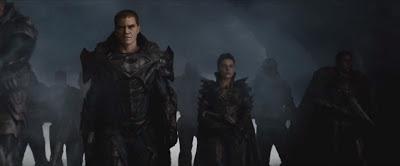 Michael Shannon General Zod Man of Steel Henry Cavill TV SPOT 3