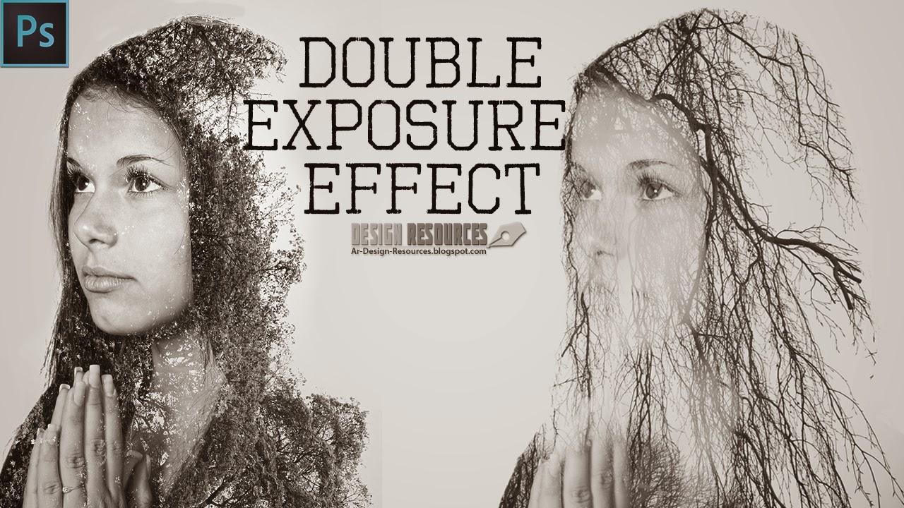 Double Exposure Effect — Photoshop Tutorial