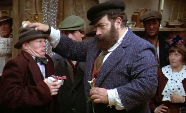 Neko Random Popeye 1980 Film Review