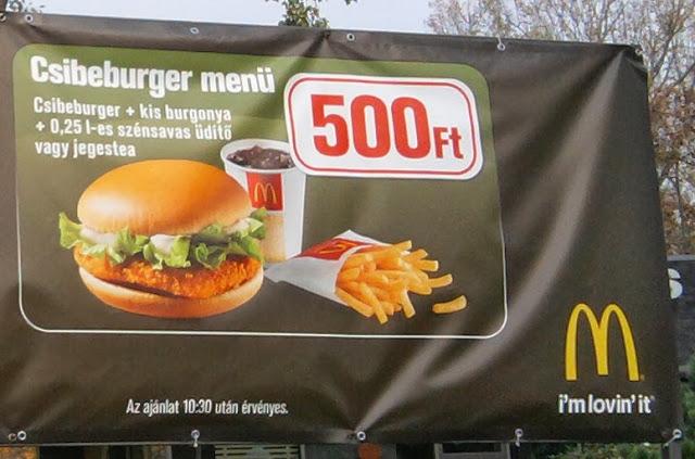 Csibeburger