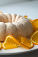 Orange Semifreddo