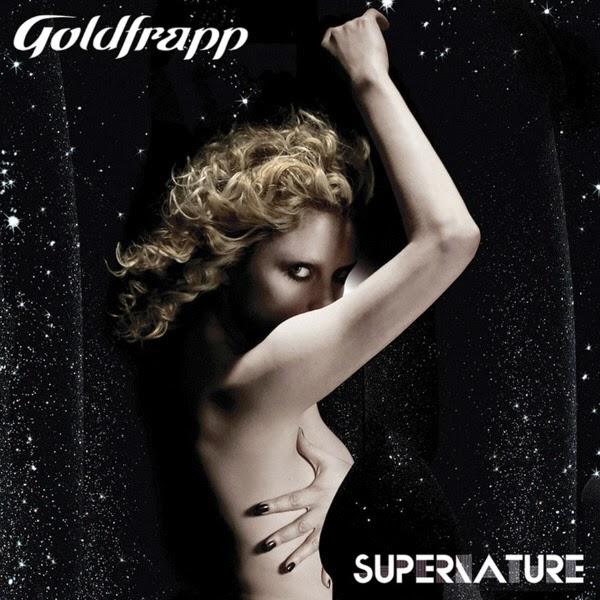 Goldfrapp - Supernature Cover