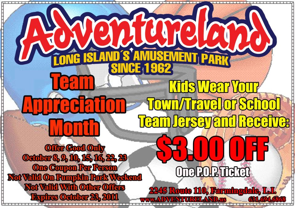 Adventure island discount coupons