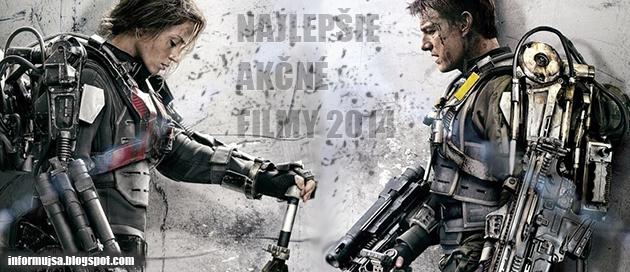 Najlepšie akčné filmy 2014