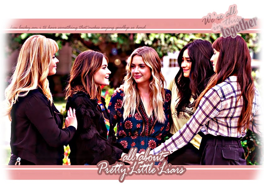 Blog o Pretty Little Liars