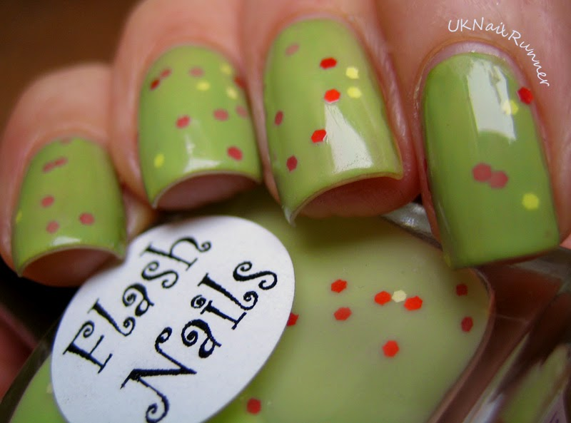 Flash Nails Limelight