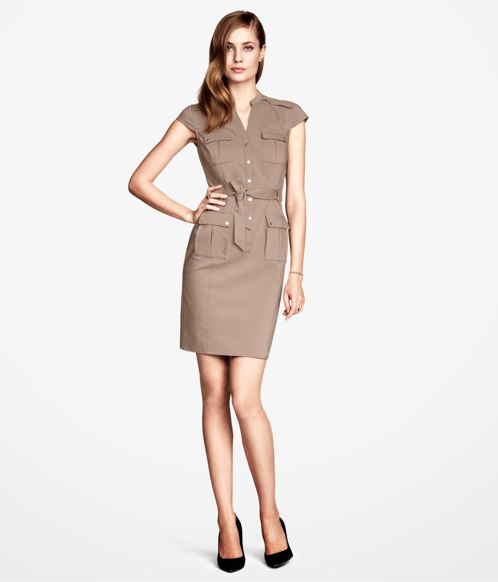 cepli H & M 2014 Sommer Kleidung Models