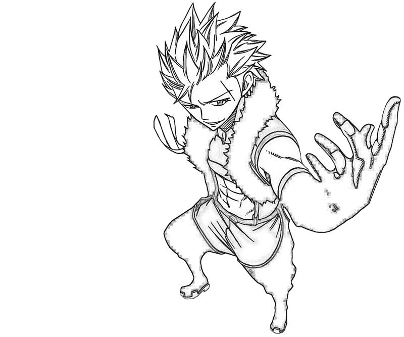 sting-eucliffe-character-coloring-pages