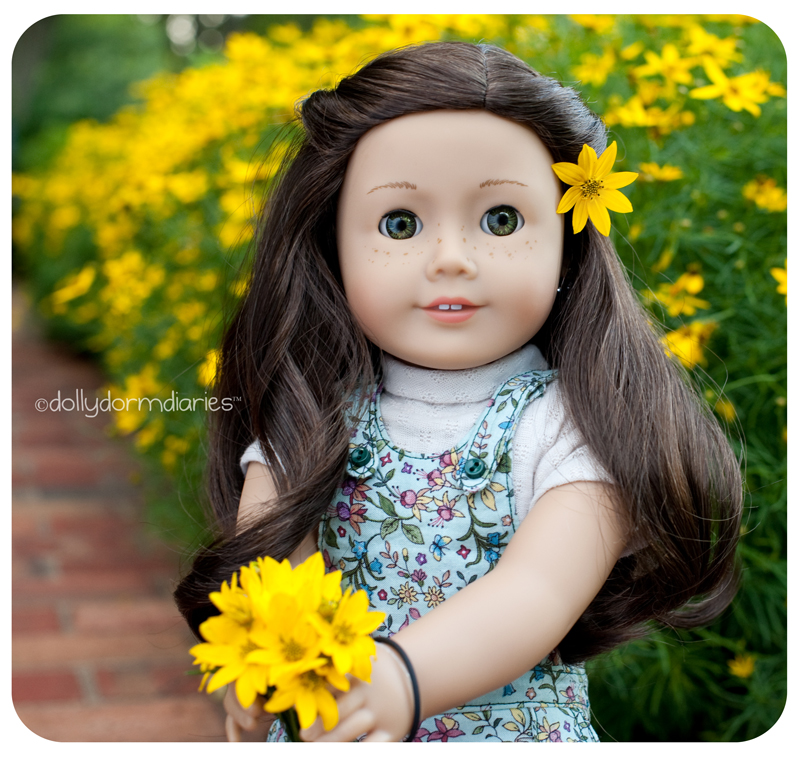 American Girl doll, Faith. Read 18 inch doll diaries at our American Girl Doll House. Visit our 18 inch dolls dollhouse!