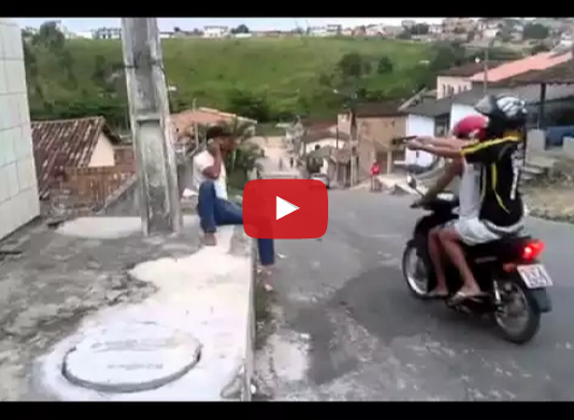 Así están los barrios de Caracas