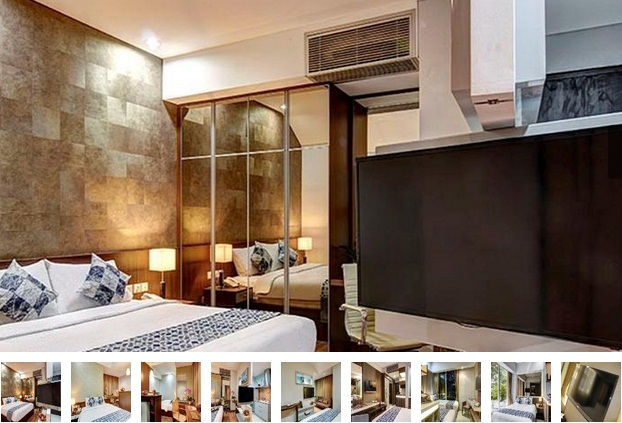 Alamat Jalan Sampit 2 Nomor 9 Kramat Pela Kebayoran Baru Blok M Jumlah Kamar 38 Fasilitas Hotel