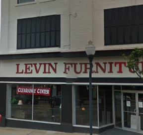 Levin Furniture Outlet Mt Pleasant, Pennsylvania