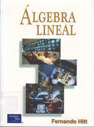 descargar libros de algebra lineal