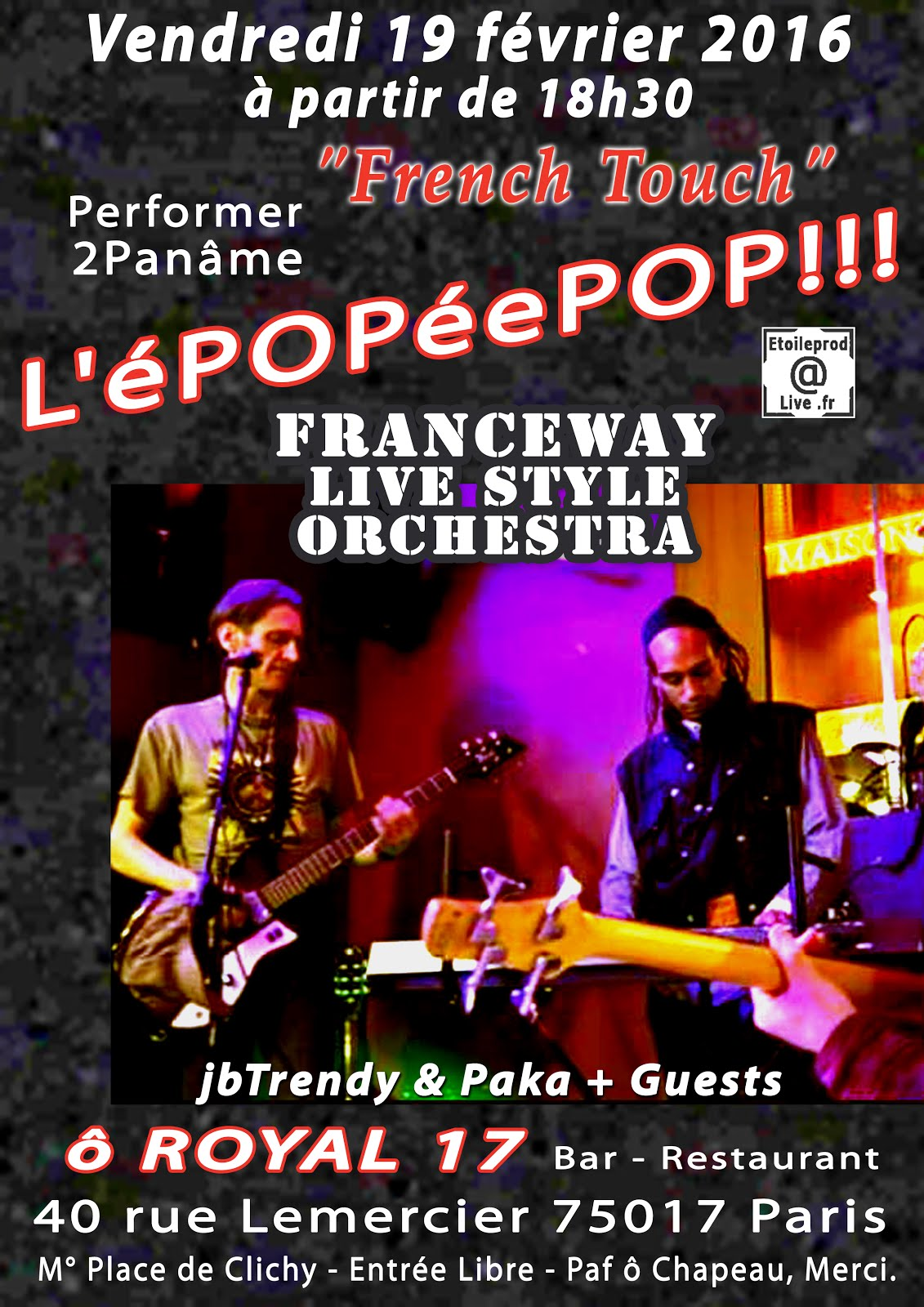 "Let's do it with ""Franceway"""