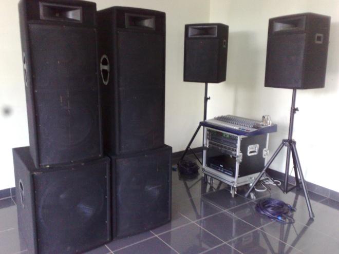 Salam Counter Sound System Buatan Anak Negeri Terlengkap