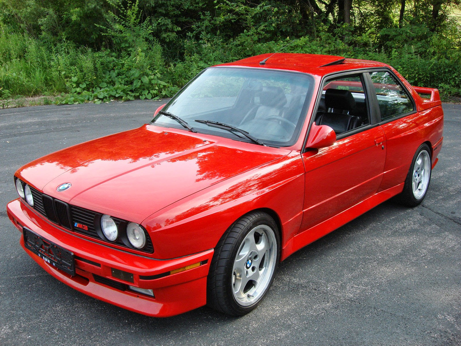 No one will deny that the e30 generation m3 isn t a sweet car it just isn t worth 5 times as much as an e36 or e46 in similar condition except that