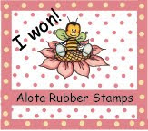 "WINNER FOR MY DI'S DIGIS ""Flower Friend"" Card - March 2013"