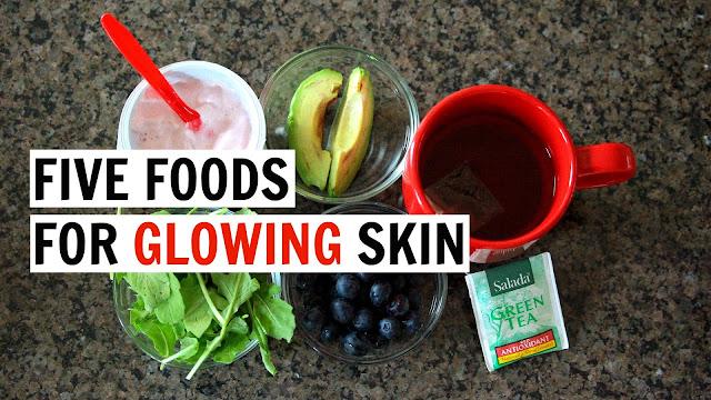 Food, Glowing Skin, Health, Tanvii.com