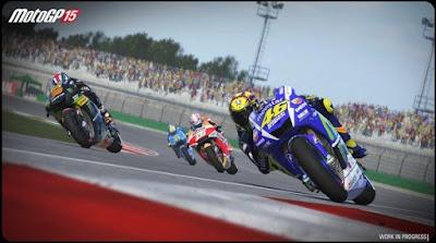 Download Game MotoGP 15 for PC via Torrent