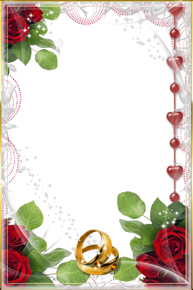 Fondo para fotos de boda 4 bonitos marcos para elegir - Cuadros para decorar fotos gratis ...