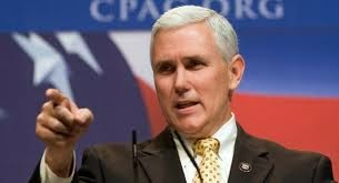 Photo Credit - Politico - Indiana Republican Governor Mike Pence